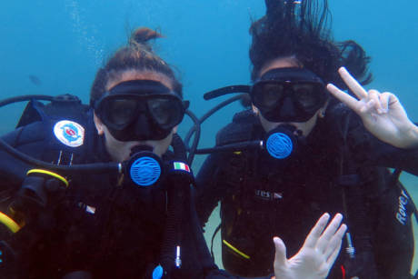 Learn to dive in Hoi An, Vietnam - Cham Island Diving Center