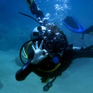 Scuba Diving with Cham Island Diving Center in Hoi An, Vietnam - Open Water Diver